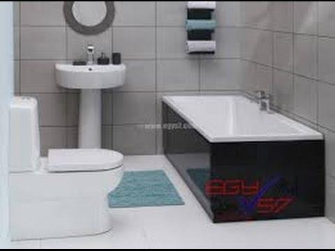 بالصور ديكورات حمامات بسيطة , احدث الصيحات فى ديكور الحمام 2549 1