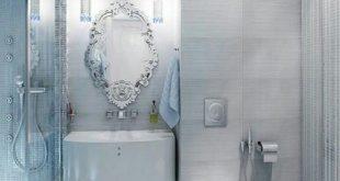 صورة ديكورات حمامات بسيطة , احدث الصيحات فى ديكور الحمام