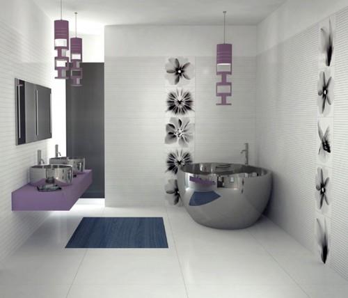 بالصور ديكورات حمامات بسيطة , احدث الصيحات فى ديكور الحمام 2549 3