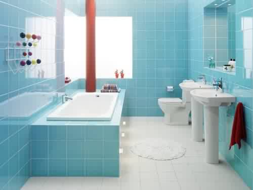 بالصور ديكورات حمامات بسيطة , احدث الصيحات فى ديكور الحمام 2549 8