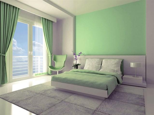بالصور الوان غرف النوم , احدث الديكورات لغرفة النوم للعرايس 2557 5