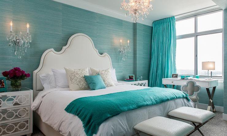 بالصور الوان غرف النوم , احدث الديكورات لغرفة النوم للعرايس 2557 6