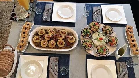 بالصور عشاء فخم , صور لعشاء فخم و مميز 2772 3