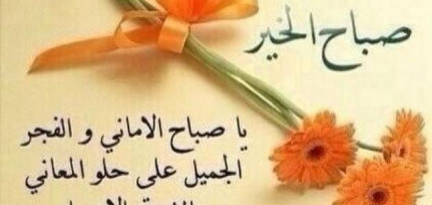 صورة كلمات صباح الخير للحبيب , اجمل كلمات يقولها الحبيب لحبيبته فى الصباح 2781