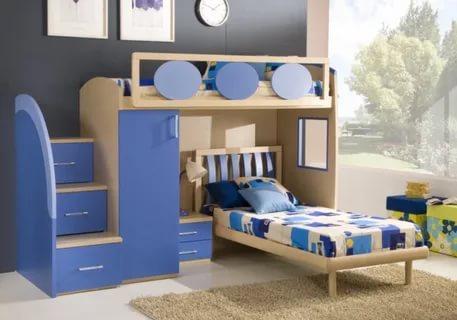 بالصور غرف اولاد , اجمل تصميمات غرفة الاولاد الحديثة 2815 11