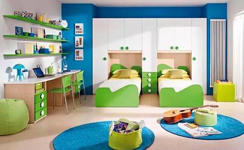 بالصور غرف اولاد , اجمل تصميمات غرفة الاولاد الحديثة 2815 12