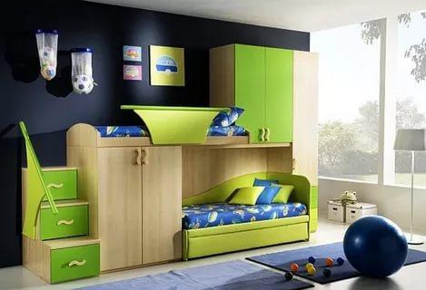 بالصور غرف اولاد , اجمل تصميمات غرفة الاولاد الحديثة 2815 2