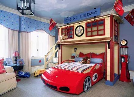 بالصور غرف اولاد , اجمل تصميمات غرفة الاولاد الحديثة 2815 3