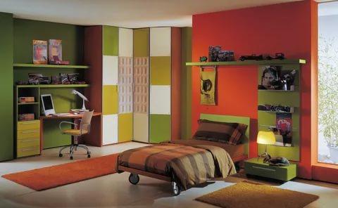 بالصور غرف اولاد , اجمل تصميمات غرفة الاولاد الحديثة 2815 5