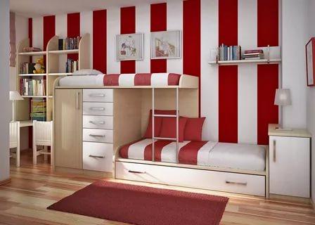 بالصور غرف اولاد , اجمل تصميمات غرفة الاولاد الحديثة 2815 7