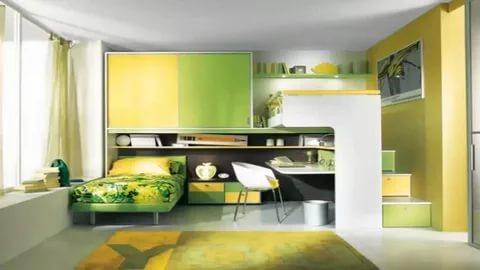 بالصور غرف اولاد , اجمل تصميمات غرفة الاولاد الحديثة 2815 9
