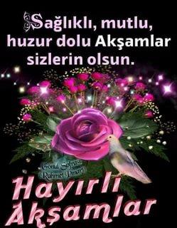 بالصور مساء الخير بالتركي , تحية المساء باللغة التركية 2825 10