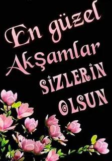 بالصور مساء الخير بالتركي , تحية المساء باللغة التركية 2825 2