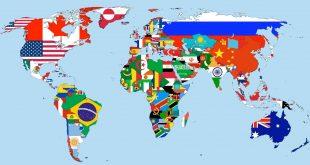 كم عدد دول العالم , تعرف على اعداد دول العالم
