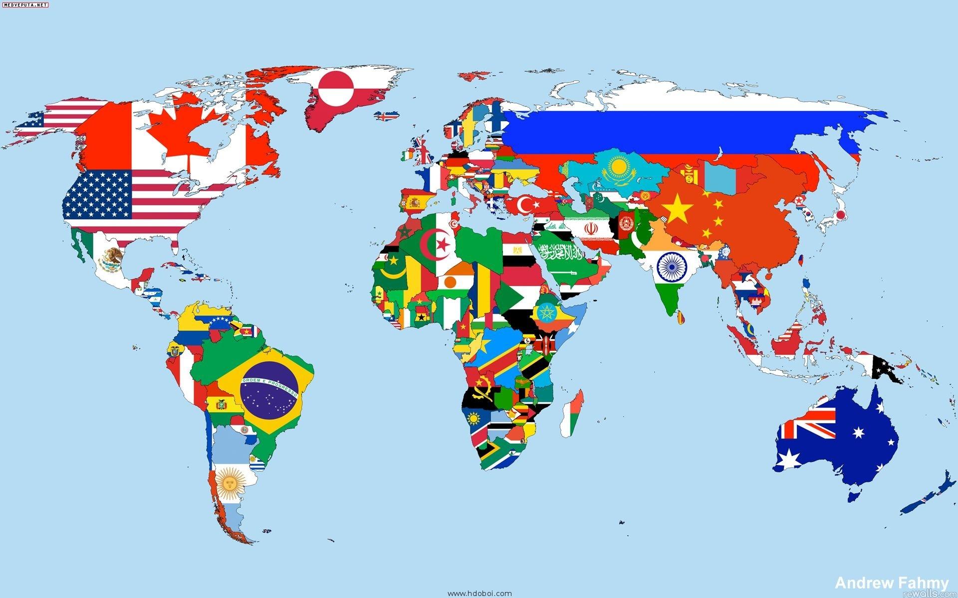 بالصور كم عدد دول العالم , تعرف على اعداد دول العالم 2848