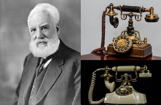 بالصور من مخترع الهاتف , تعرف على اسم مخترع الهاتف 2853