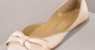 صوره احذية فلات , اجمل تصميمات الاحدية الفلات