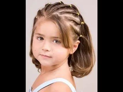 صور قصات شعر قصير جدا , اجمل قصات الشعر القصير للاطفال