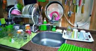 تنظيم البيت , اسرع وسيلة لتنظيف المنزل