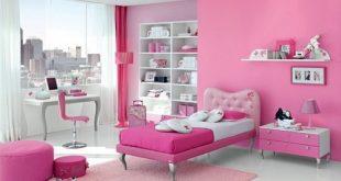 صوره ديكور غرف نوم بنات , احدث صيحات الديكور لغرفة نوم بنت