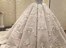 صورة صور فساتين اعراس , اجمل الفساتين للفرح