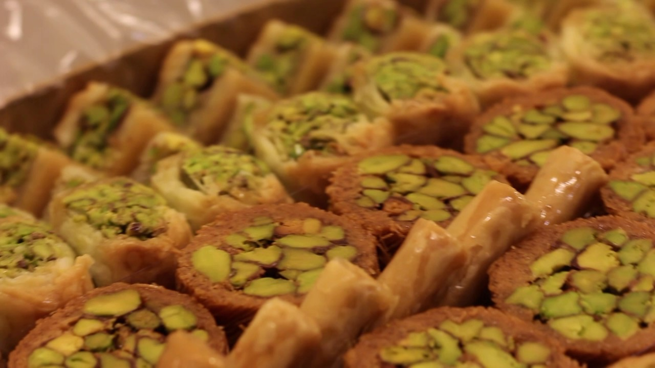 صورة حلويات عربية , اجمل اطباق الحلويات الشرقيه 3660 1