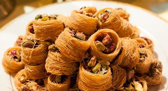 بالصور حلويات عربية , اجمل اطباق الحلويات الشرقيه 3660 12