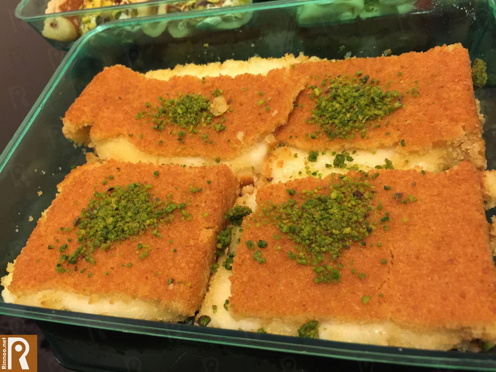 صورة حلويات عربية , اجمل اطباق الحلويات الشرقيه 3660 6