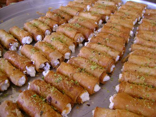 صورة حلويات عربية , اجمل اطباق الحلويات الشرقيه 3660 9