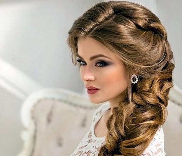 بالصور تسريحات شعر ناعمة , احدث الصيحات فى تسريح الشعر الالمس 3741 2