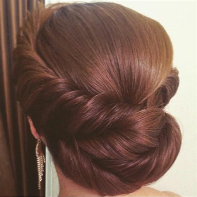 بالصور تسريحات شعر ناعمة , احدث الصيحات فى تسريح الشعر الالمس 3741 4