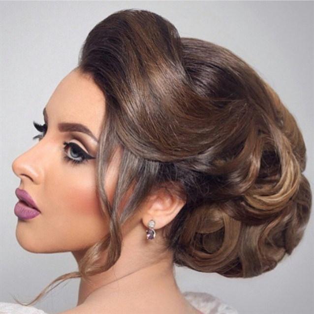 بالصور تسريحات شعر ناعمة , احدث الصيحات فى تسريح الشعر الالمس 3741 6