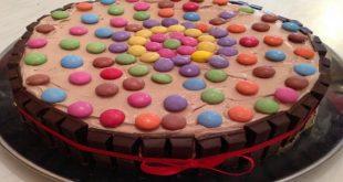 صورة طريقة تزيين الكيك , اجمل الطرق لتزين الكيك والتورتة