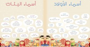 صورة اجمل الاسماء العربية , احدث الاسامى العربيه الجديده