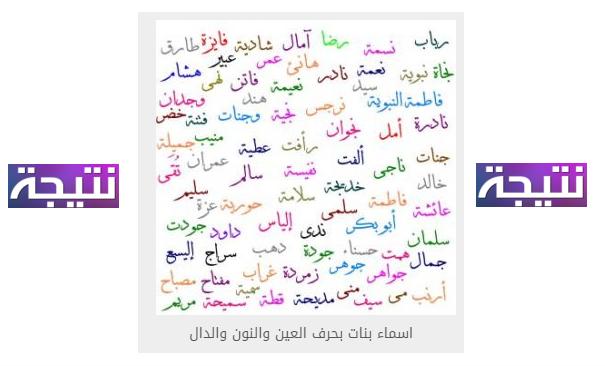 بالصور اجمل الاسماء العربية , احدث الاسامى العربيه الجديده 4026 4