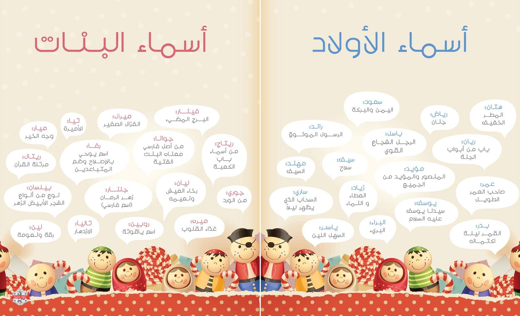 بالصور اجمل الاسماء العربية , احدث الاسامى العربيه الجديده 4026