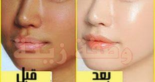 صور خلطات تفتيح البشرة , اقوى ماسك لتفتيح الوجه وروعه