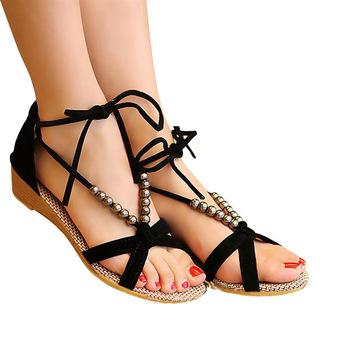 صورة احذية صيفية , احدث الصيحات فى عالم الاحذية الصيفيه 4139 8