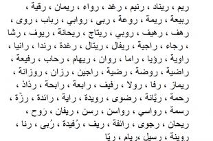 صورة اسماء بنات جديده وحلوه وخفيفه , اجمل اسامي البنات
