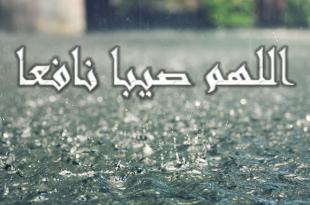 بالصور دعاء المطر , ماهو دعاء نزول الامطار 1038 1 310x205