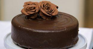 صوره طريقة عمل الكيك بالشوكولاتة سهلة , اسهل كيكة بالشوكولاتة