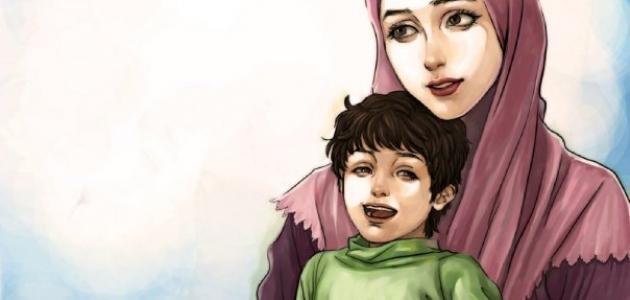 بالصور تعبير عن بر الوالدين , طاعة الاب والام 1467 3