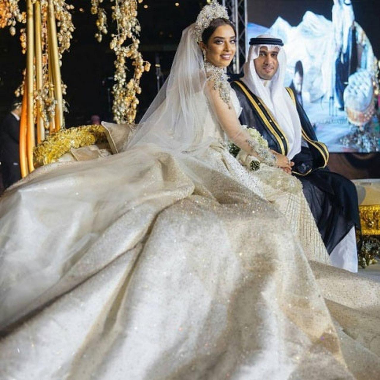 بالصور فساتين زفاف فخمه , اجمل فساتين الفرح للعروسة 1483 12