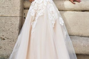 بالصور فساتين زفاف فخمه , اجمل فساتين الفرح للعروسة 1483 14 310x205