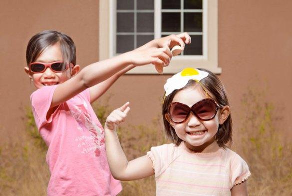 بالصور صور بنات مضحكه , صور تجنن من الضحك للبنات 1503 7