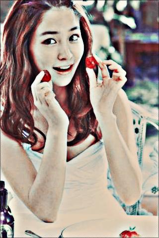 صورة خلفيات بنات كوريات , اجمل خلفيات كورية 2838 2