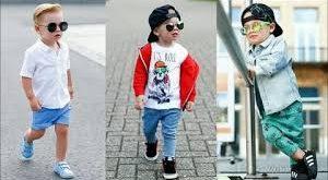 صور ساحة الموضة للاولاد , اشيك ساحه موضة