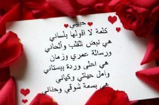 بالصور شعر عن الحب والعشق , اجمل الكلمات التي توصف الحب 3178 3 310x205