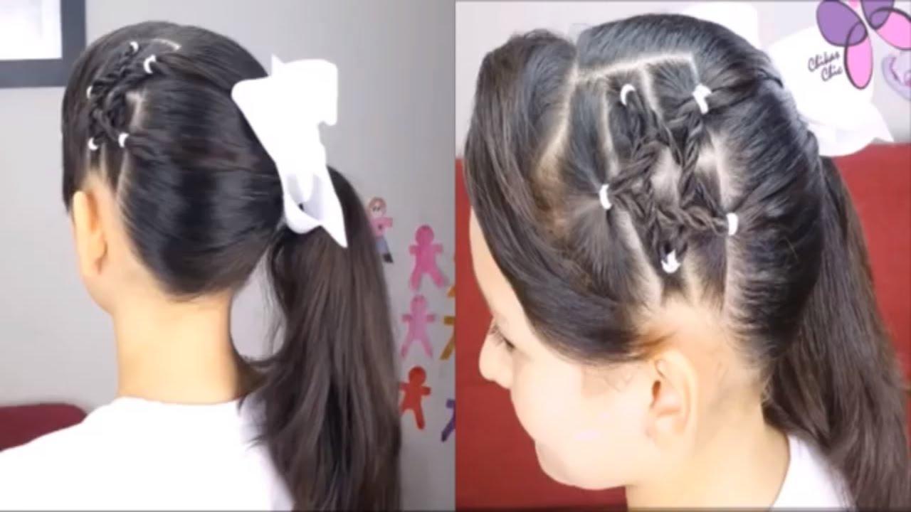 بالصور بالصور تسريحات شعر للاطفال , صورة تسريحة شعر للاطفال 5278 5