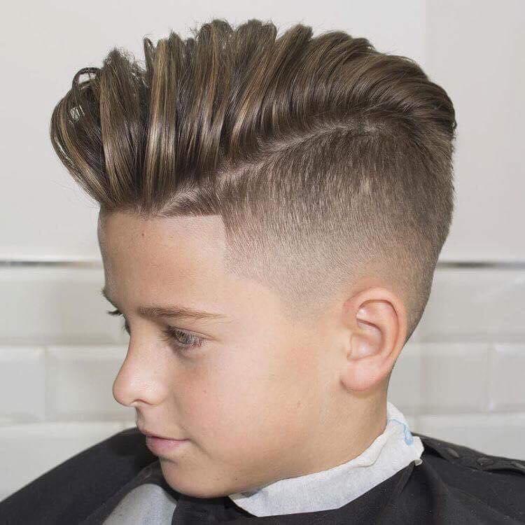 بالصور بالصور تسريحات شعر للاطفال , صورة تسريحة شعر للاطفال 5278 8